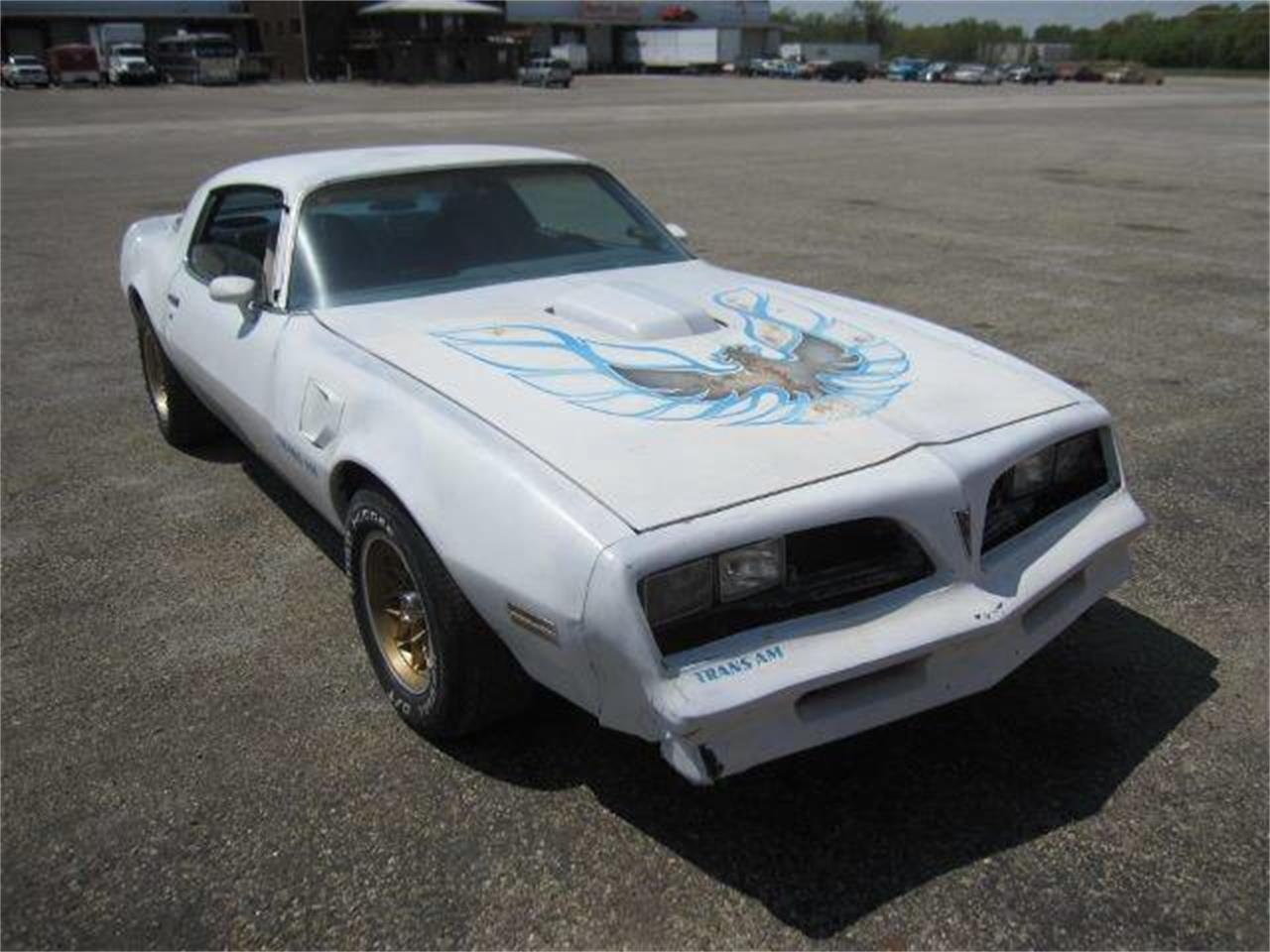 Large Picture of '78 Firebird - LO18