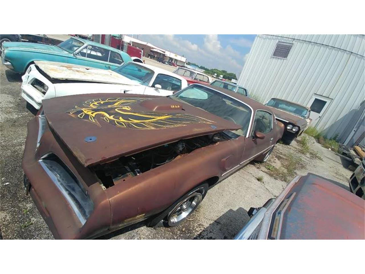 Large Picture of '78 Pontiac Firebird located in Effingham Illinois - $7,995.00 Offered by Heartland Classics - LO19