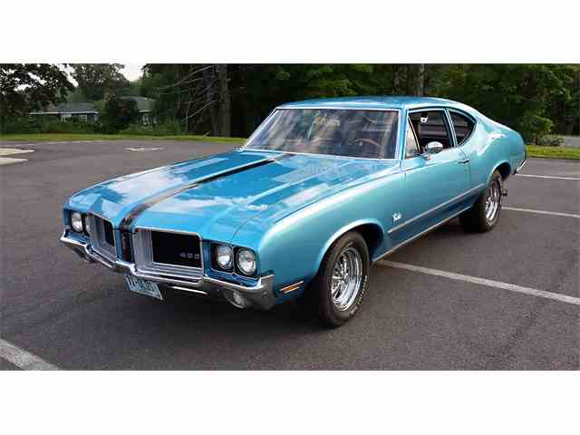Picture of '71 Cutlass located in New Hampshire - $29,000.00 Offered by a Private Seller - LO1G