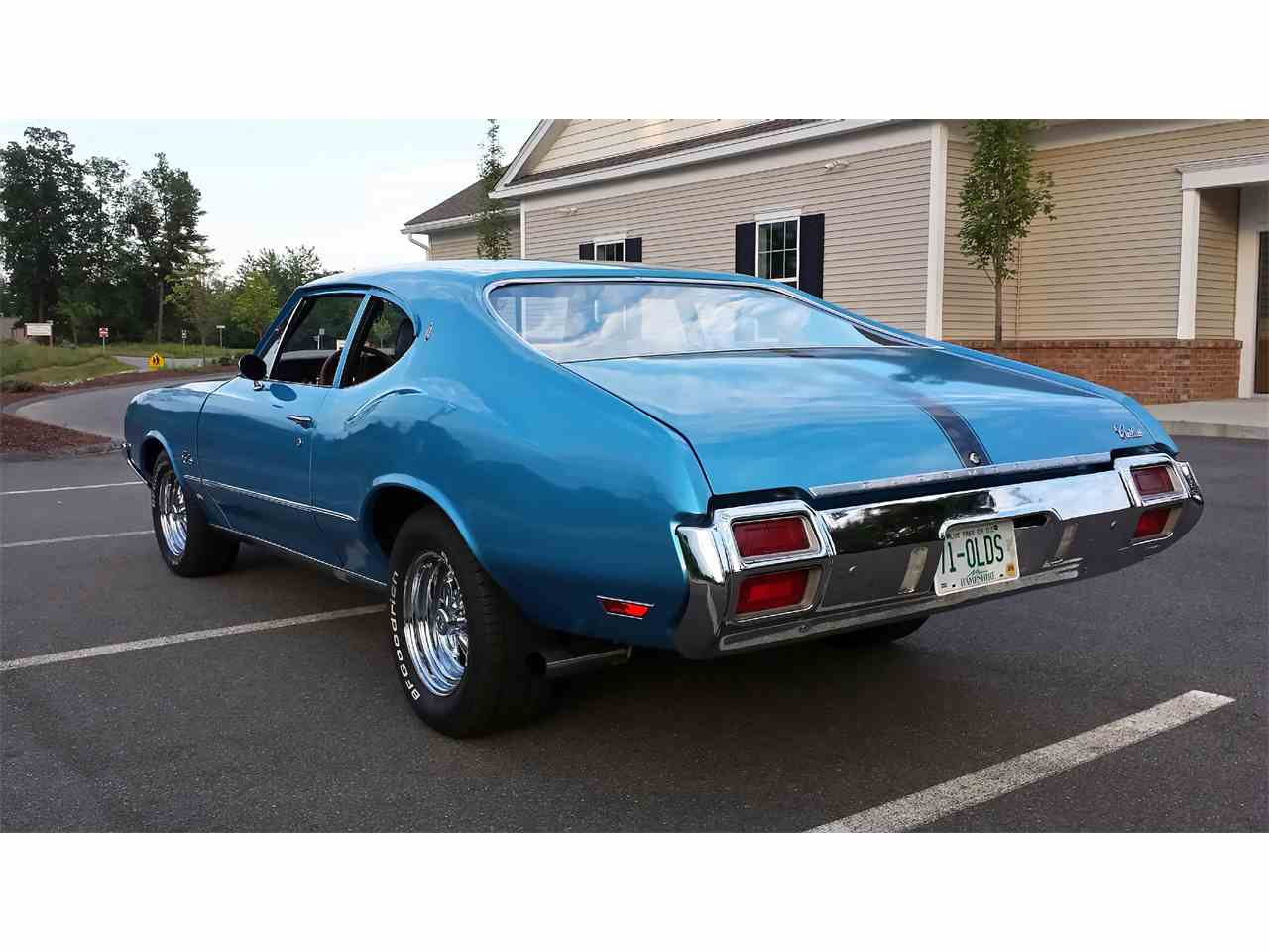 Large Picture of '71 Cutlass - LO1G