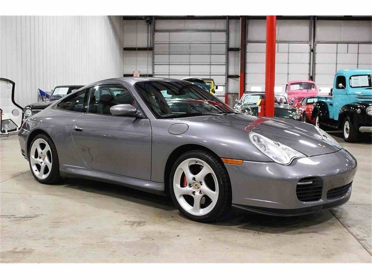 Large Picture of '03 911 Carrera - LUIZ