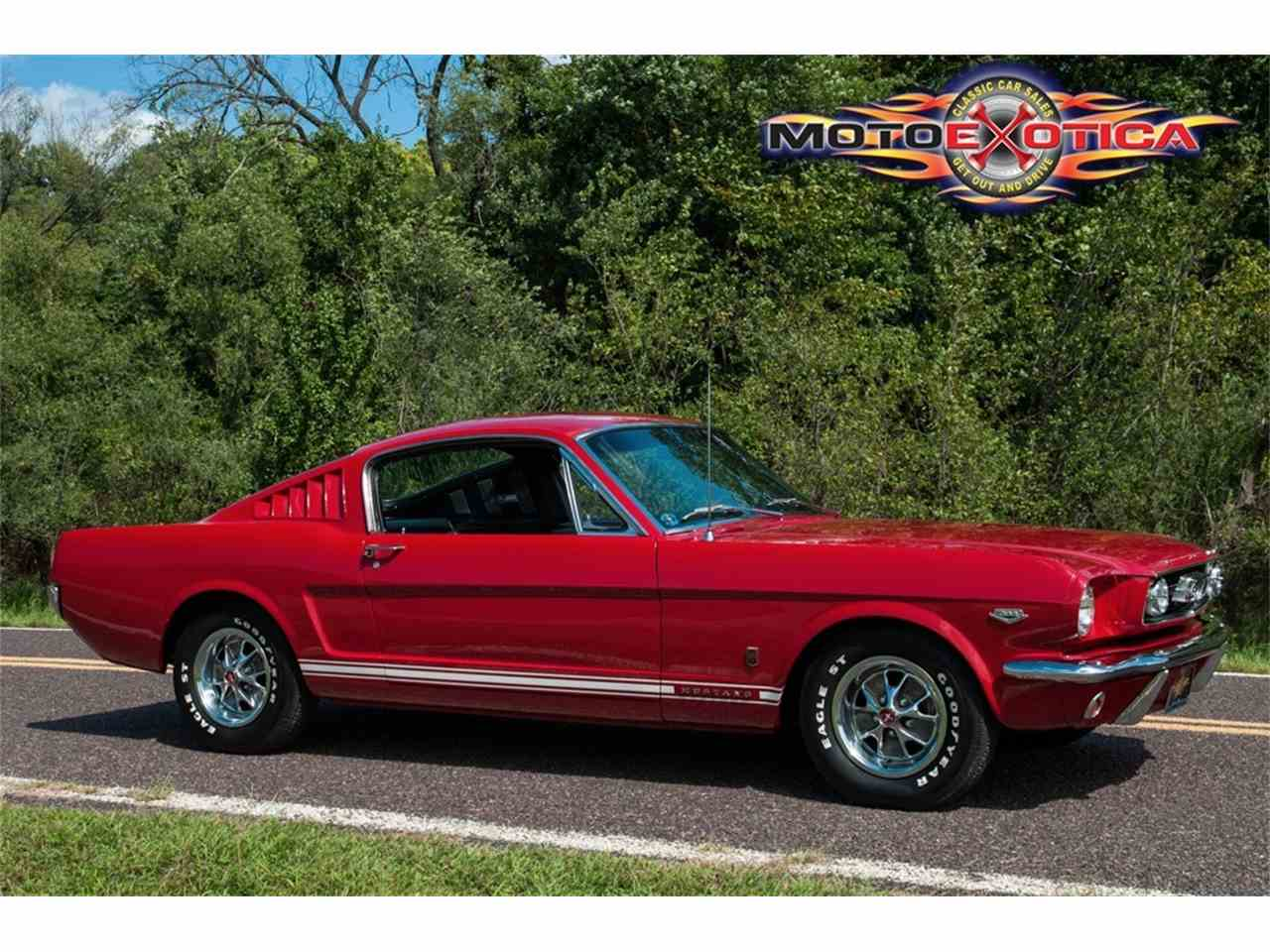Large Picture of '66 Mustang - LUJ5
