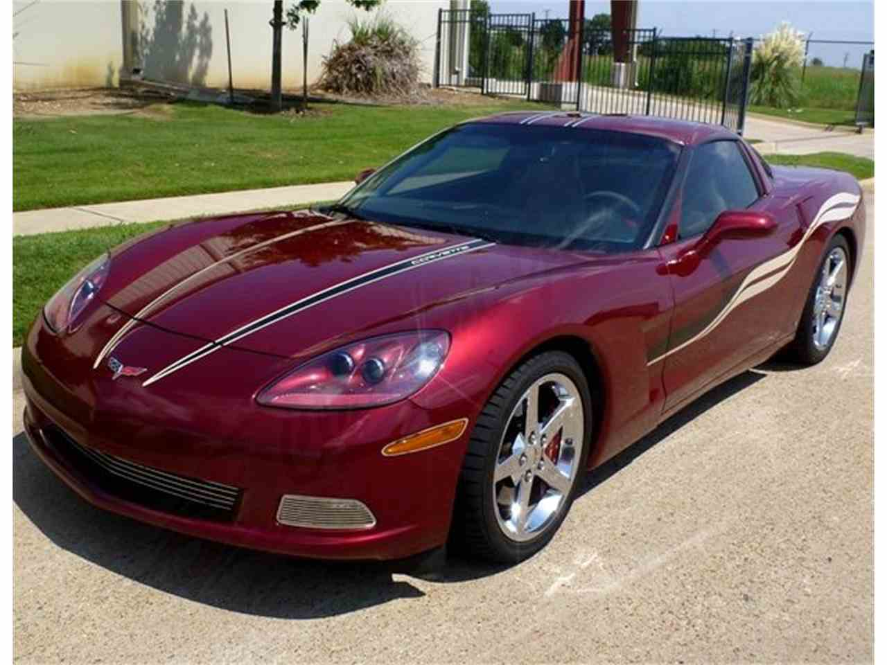 Large Picture of '07 Corvette - LUJ6