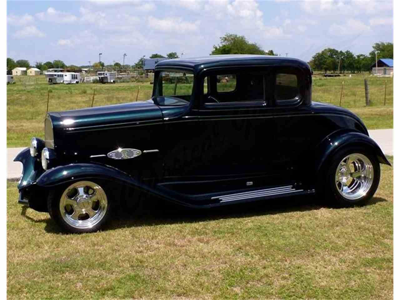 Large Picture of '32 5-Window Coupe - LUJ8