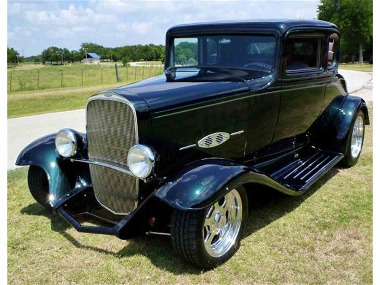 Large Picture of 1932 Chevrolet 5-Window Coupe - $64,995.00 Offered by Classical Gas Enterprises - LUJ8