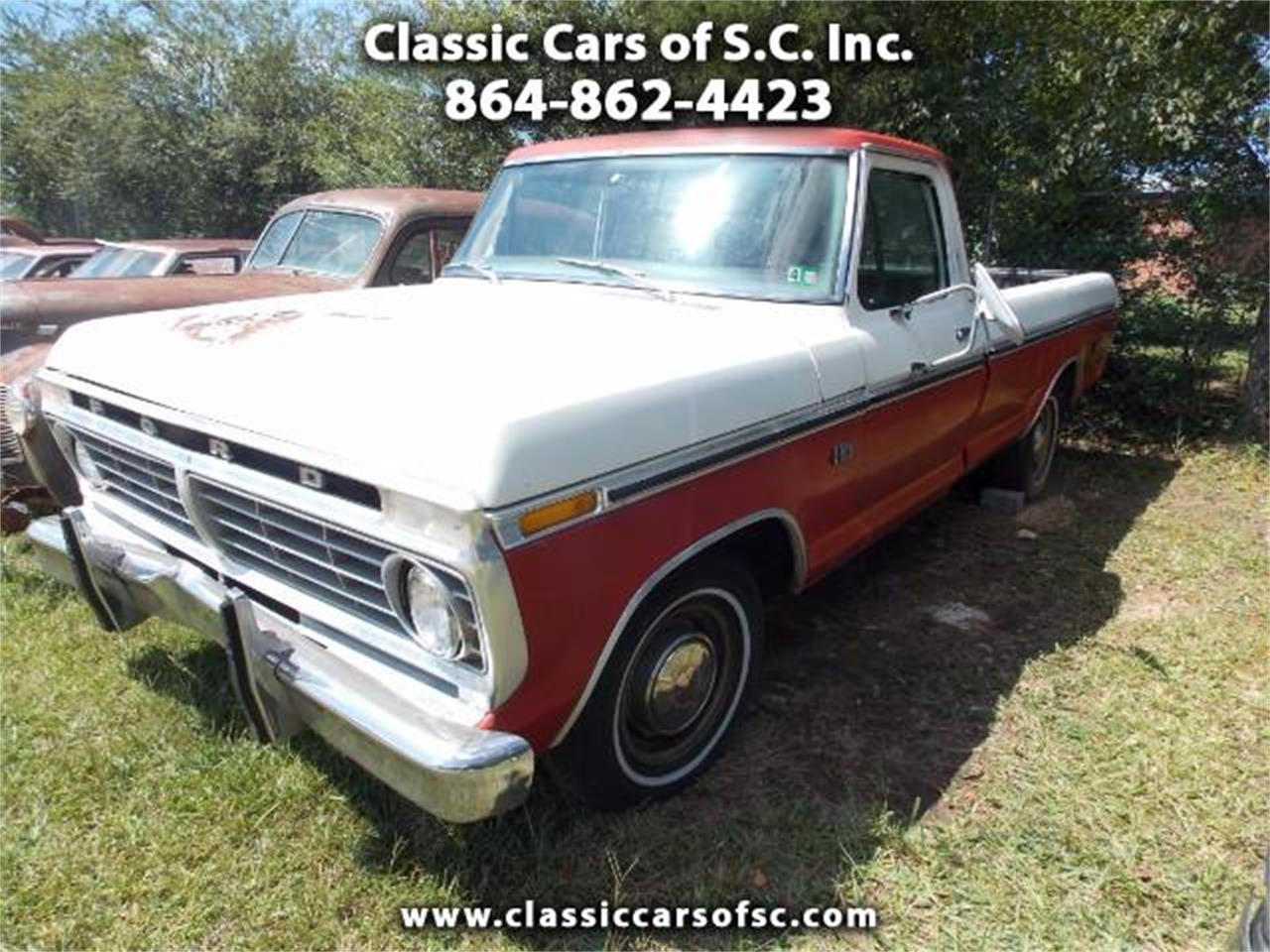 Large Picture of '75 F100 - LUJD