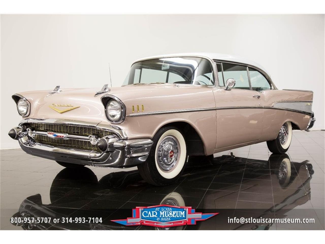 Large Picture of '57 Bel Air - LUJG