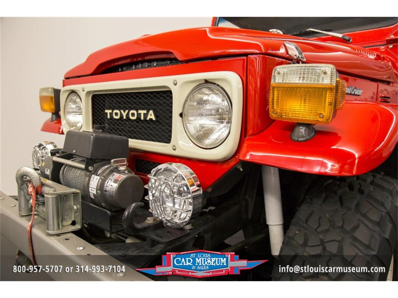 Large Picture of '82 Land Cruiser FJ - LUJH