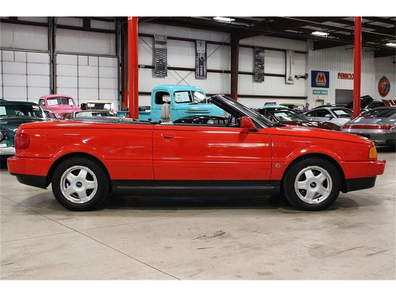 Large Picture of '95 Cabriolet - LUJK