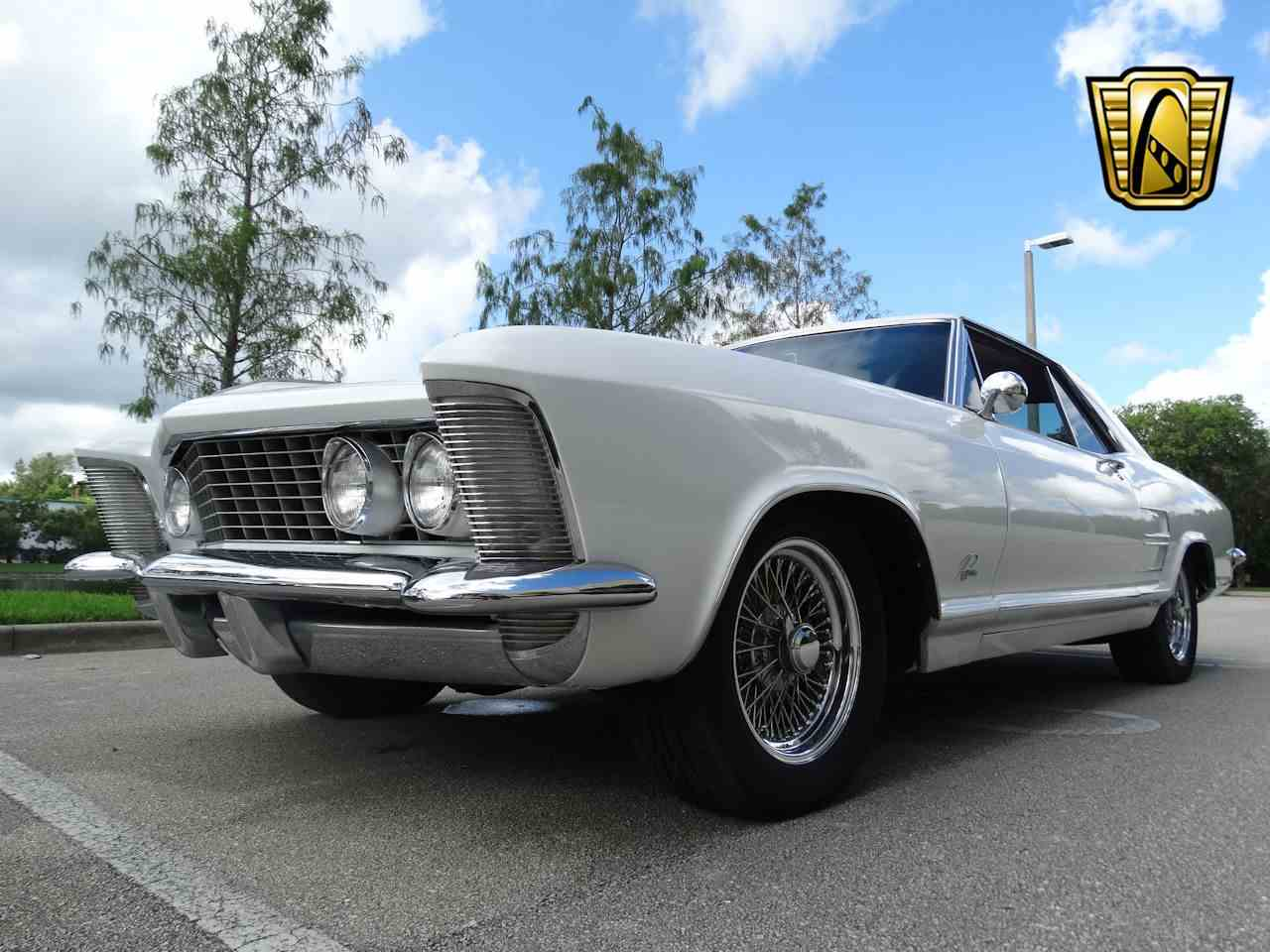 Large Picture of 1964 Buick Riviera Offered by Gateway Classic Cars - Fort Lauderdale - LUJQ