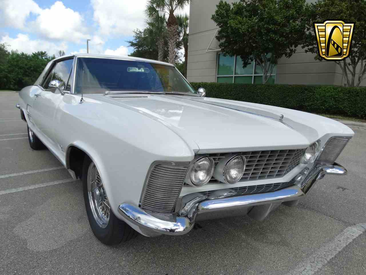 Large Picture of '64 Buick Riviera located in Florida - $22,595.00 Offered by Gateway Classic Cars - Fort Lauderdale - LUJQ