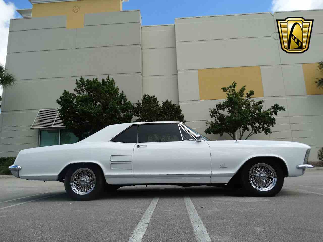 Large Picture of Classic 1964 Buick Riviera - $22,595.00 Offered by Gateway Classic Cars - Fort Lauderdale - LUJQ