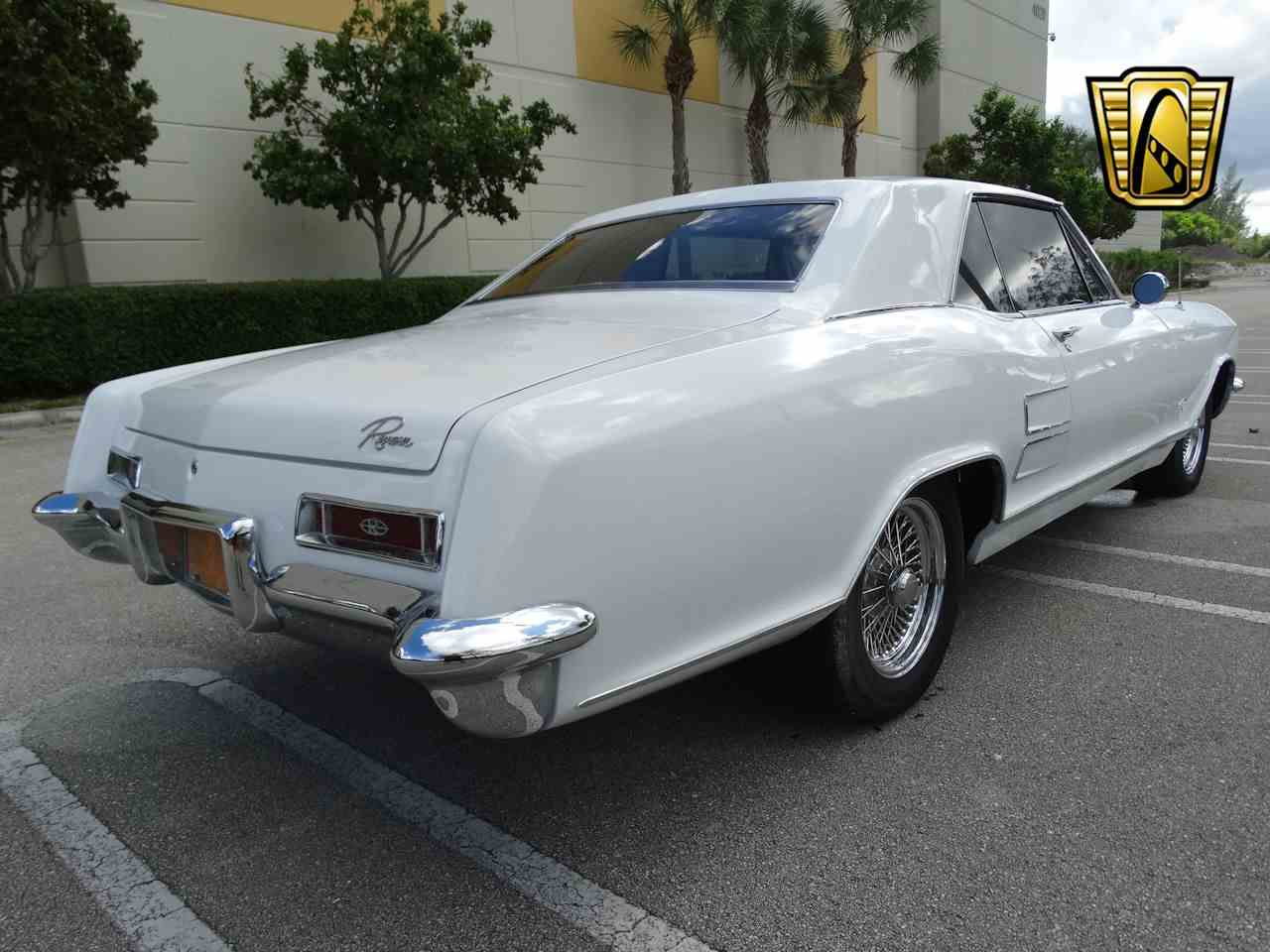 Large Picture of Classic '64 Buick Riviera - $22,595.00 Offered by Gateway Classic Cars - Fort Lauderdale - LUJQ