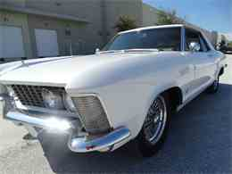 Picture of '64 Buick Riviera located in Coral Springs Florida - $22,595.00 Offered by Gateway Classic Cars - Fort Lauderdale - LUJQ
