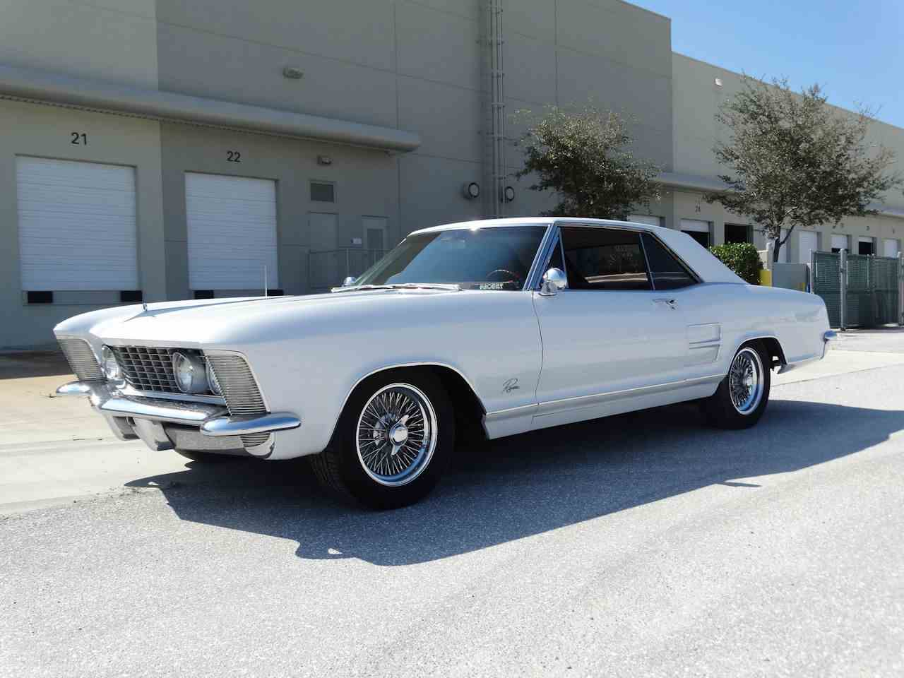 Large Picture of '64 Buick Riviera Offered by Gateway Classic Cars - Fort Lauderdale - LUJQ