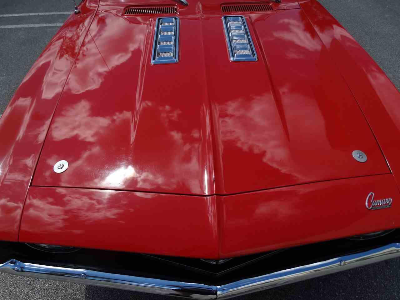 Large Picture of '69 Camaro - LUJR