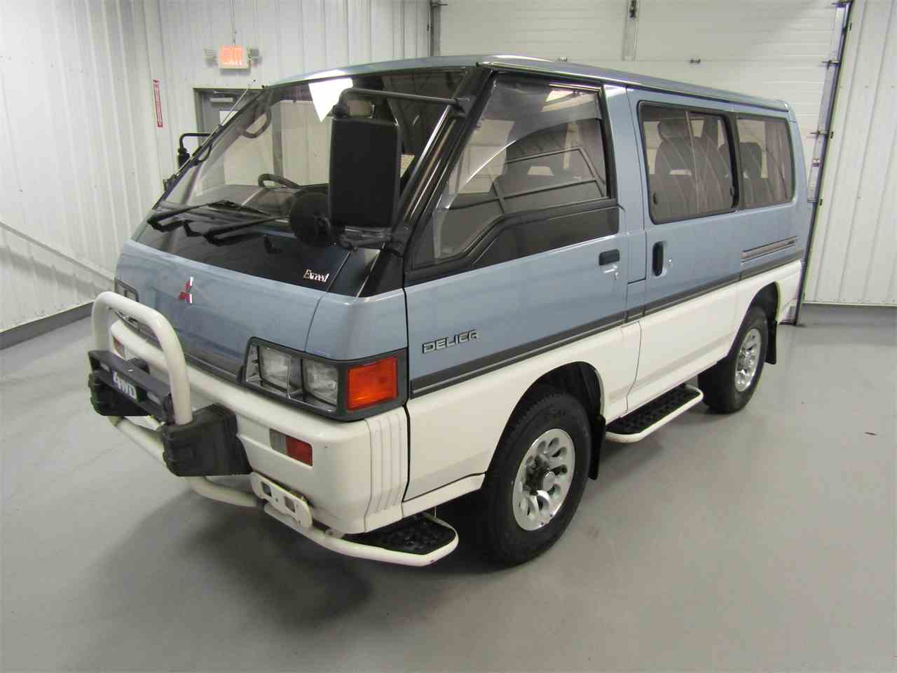Large Picture of '90 Delica - LUJU