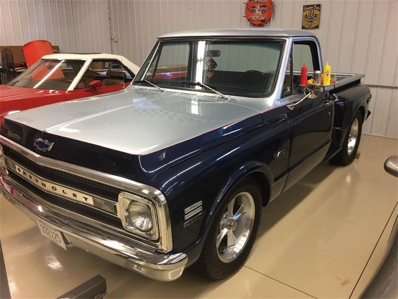 Large Picture of '69 Pickup - LUJX