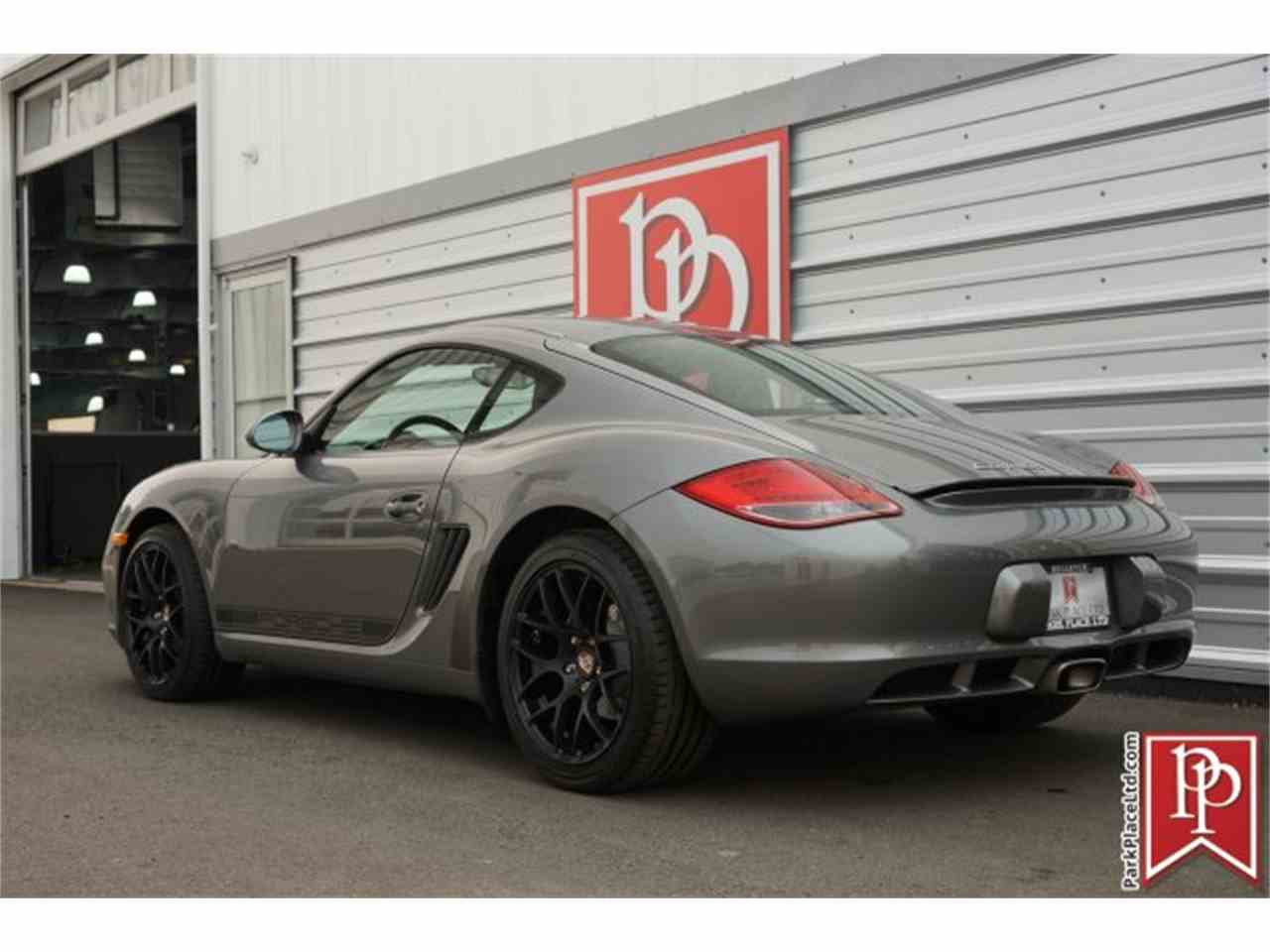 Large Picture of '09 Cayman - LUJY