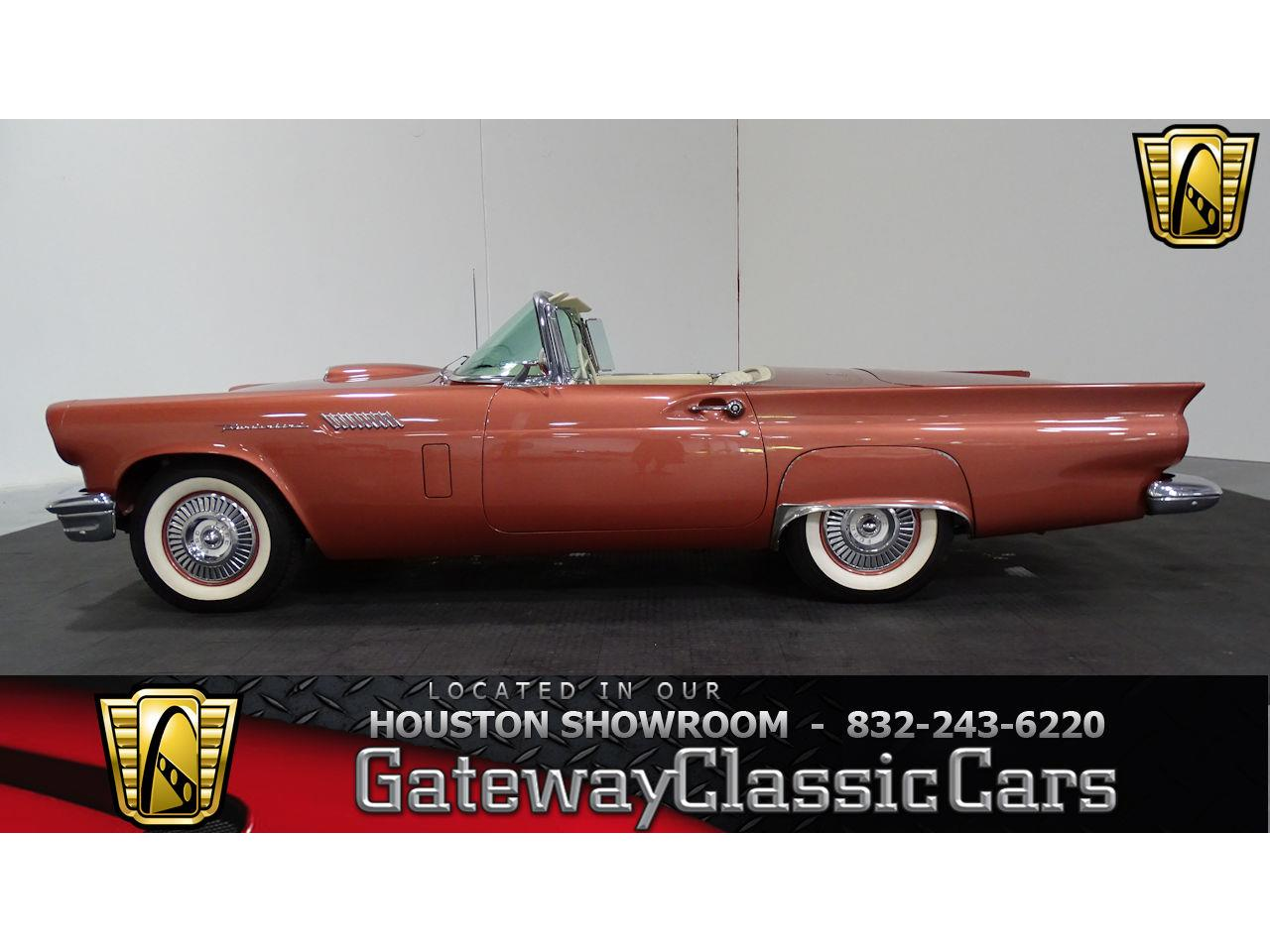 Large Picture of Classic 1957 Thunderbird - $55,000.00 - LUKB