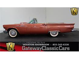 Picture of '57 Ford Thunderbird - $55,000.00 Offered by Gateway Classic Cars - Houston - LUKB