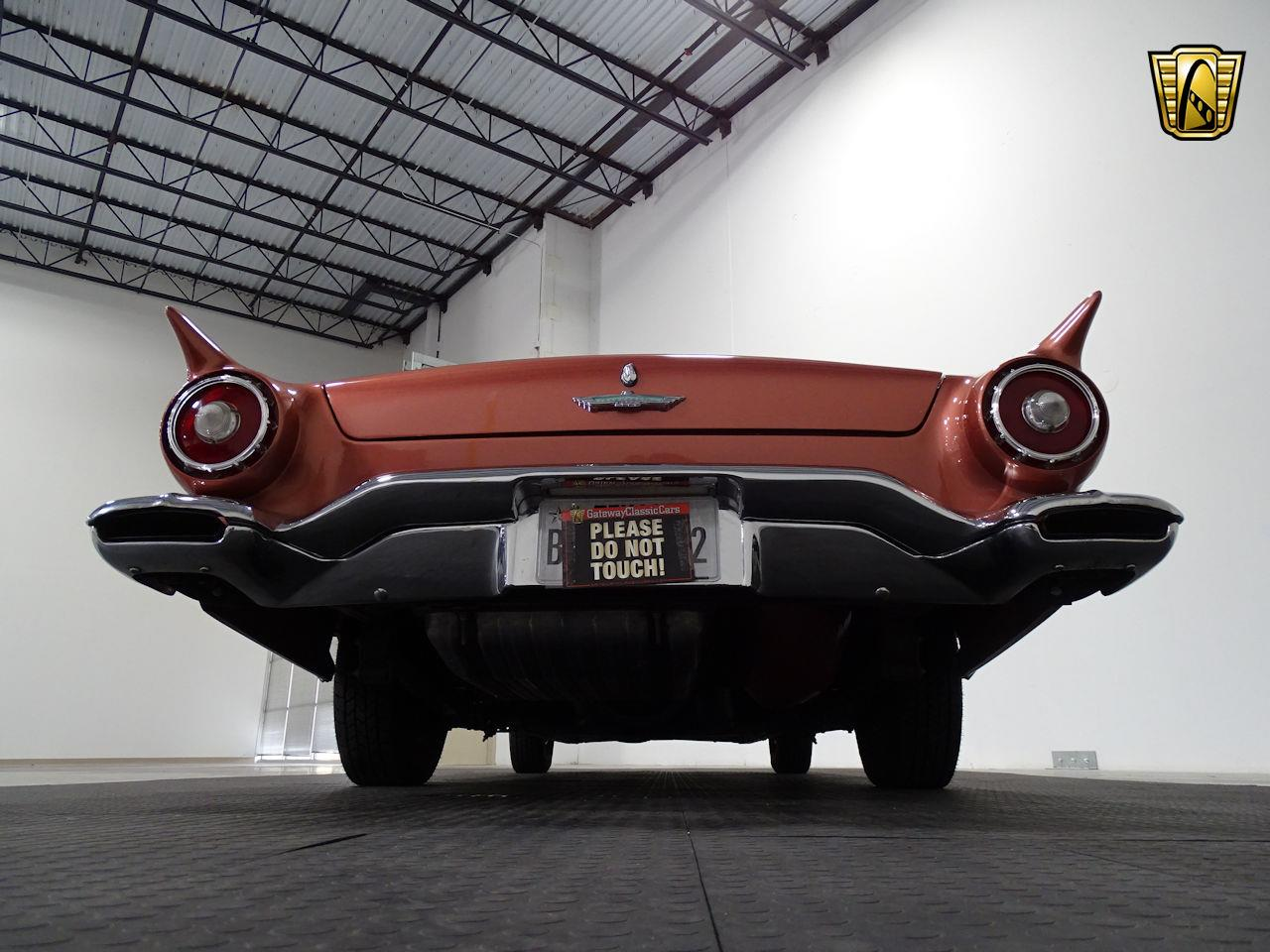 Large Picture of Classic '57 Ford Thunderbird - $55,000.00 Offered by Gateway Classic Cars - Houston - LUKB