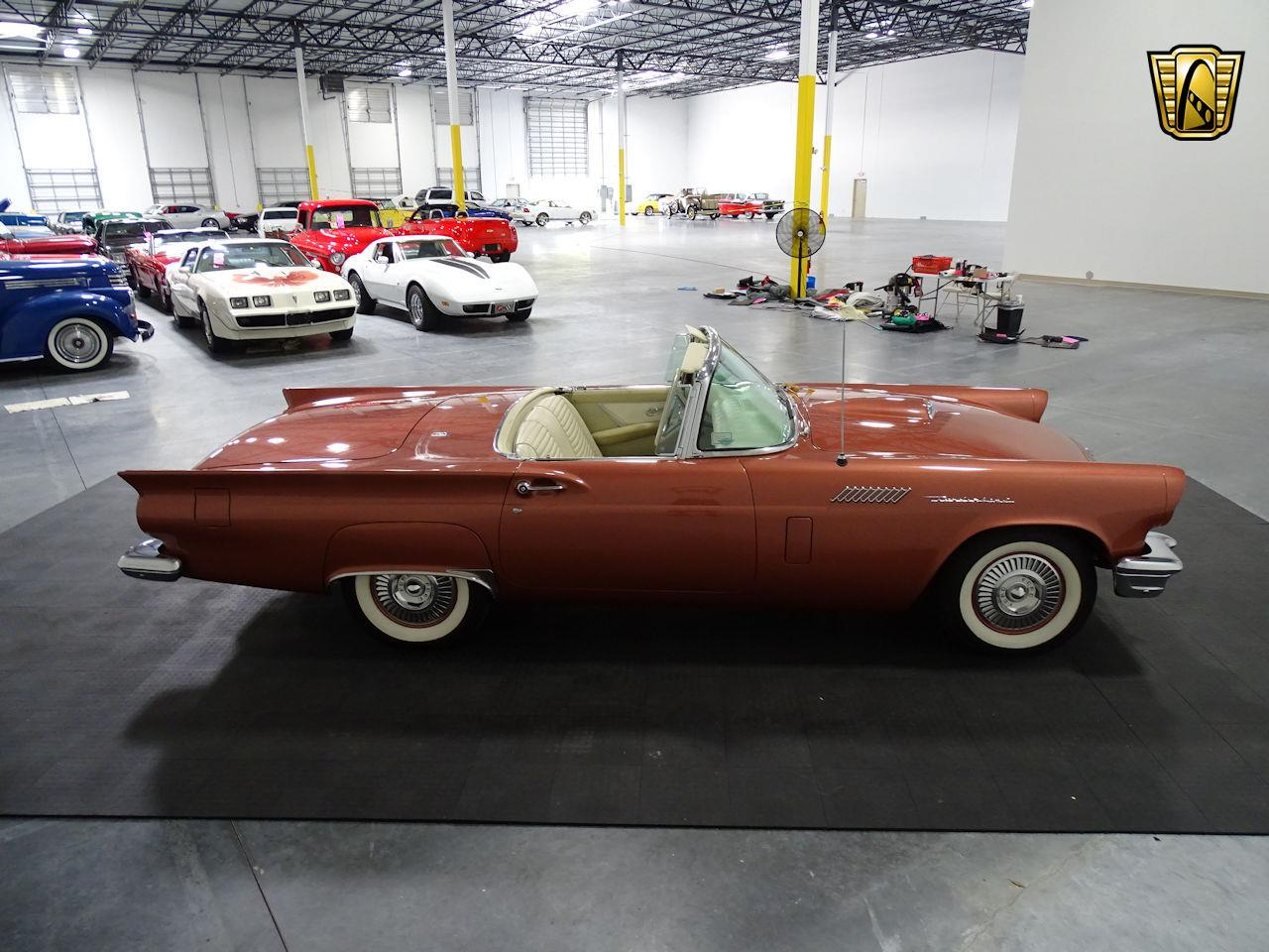 Large Picture of '57 Thunderbird Offered by Gateway Classic Cars - Houston - LUKB