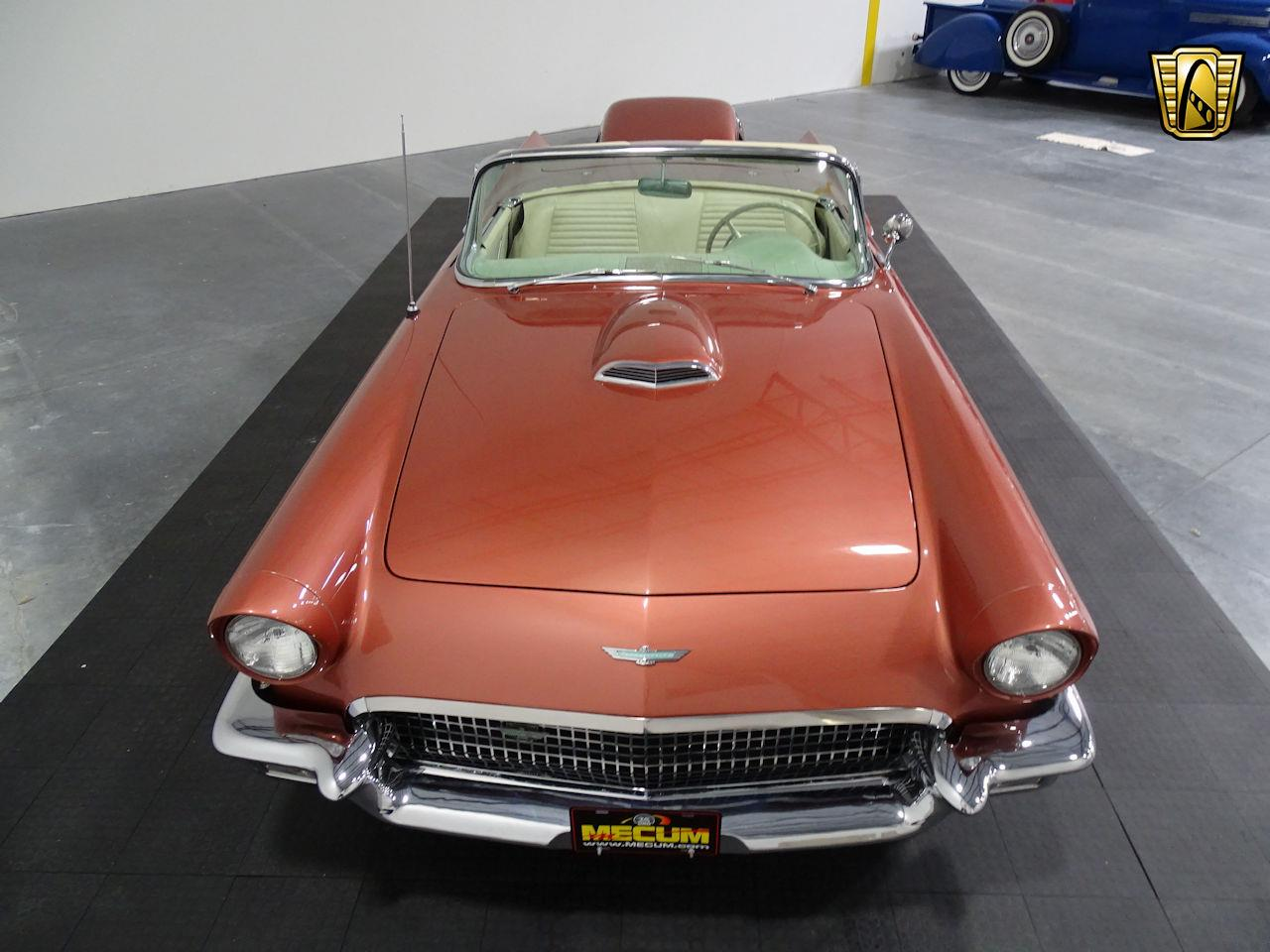 Large Picture of Classic 1957 Ford Thunderbird - $55,000.00 Offered by Gateway Classic Cars - Houston - LUKB