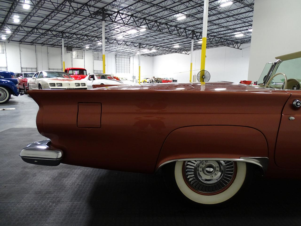 Large Picture of 1957 Thunderbird Offered by Gateway Classic Cars - Houston - LUKB