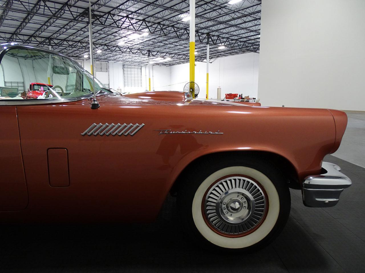 Large Picture of 1957 Thunderbird located in Texas Offered by Gateway Classic Cars - Houston - LUKB