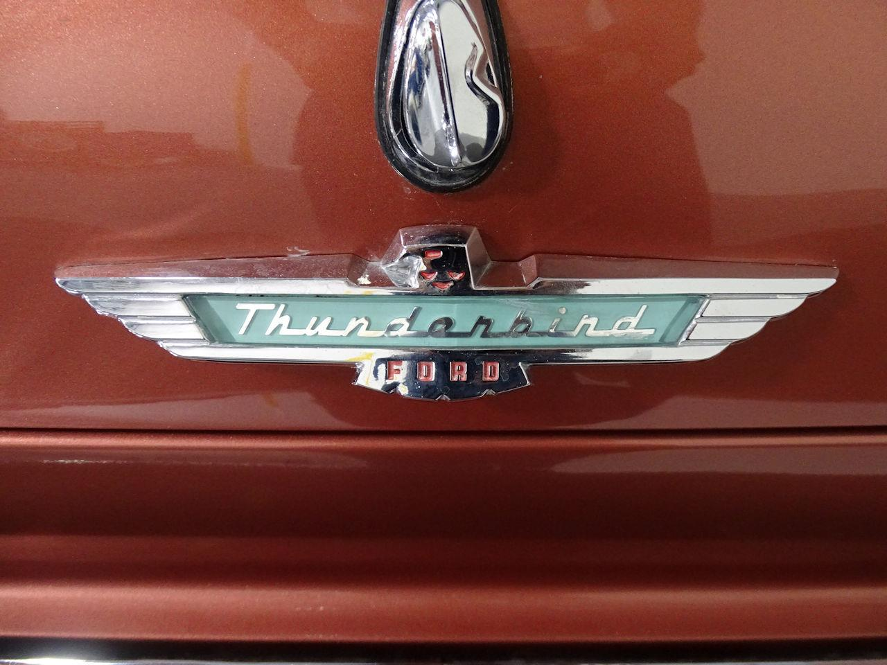 Large Picture of Classic 1957 Ford Thunderbird located in Texas Offered by Gateway Classic Cars - Houston - LUKB
