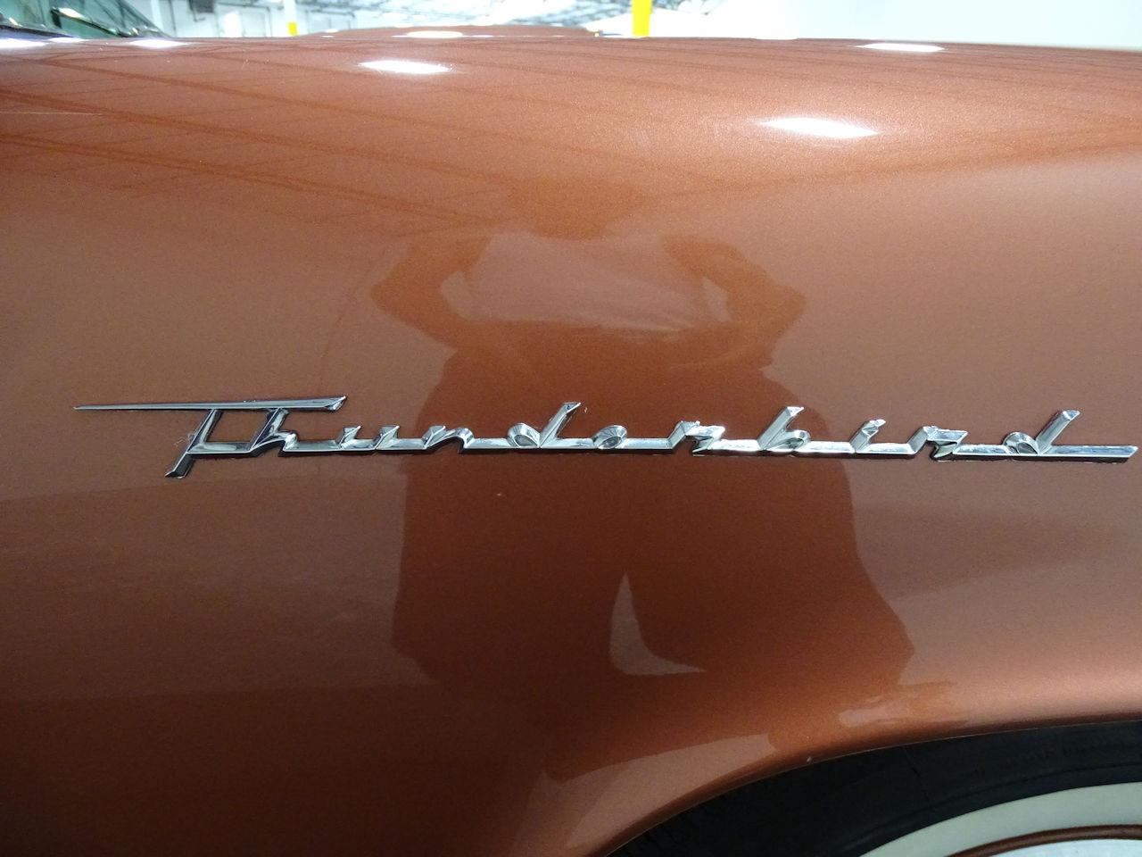 Large Picture of '57 Ford Thunderbird located in Texas Offered by Gateway Classic Cars - Houston - LUKB