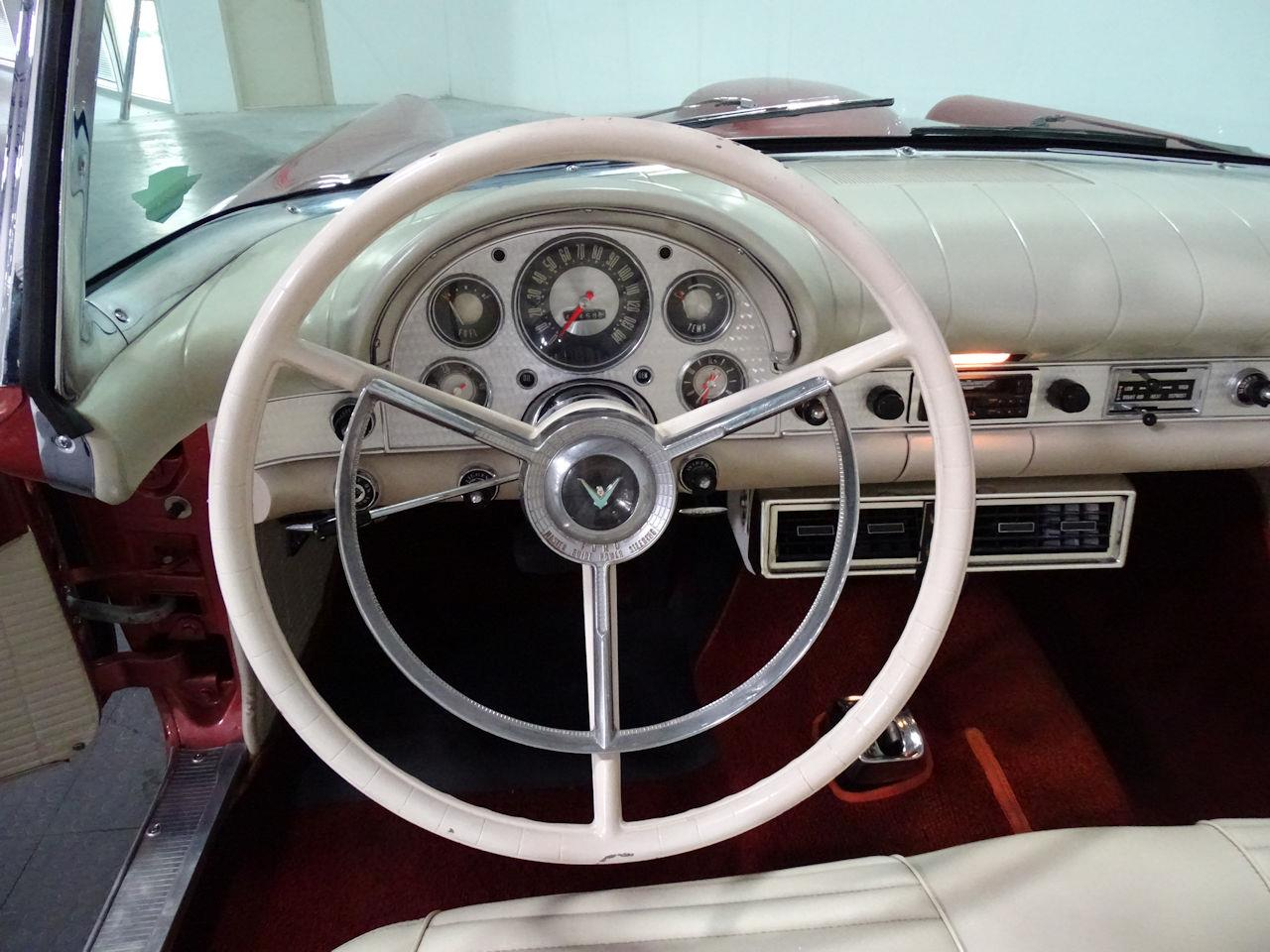 Large Picture of Classic '57 Ford Thunderbird located in Houston Texas - $55,000.00 Offered by Gateway Classic Cars - Houston - LUKB