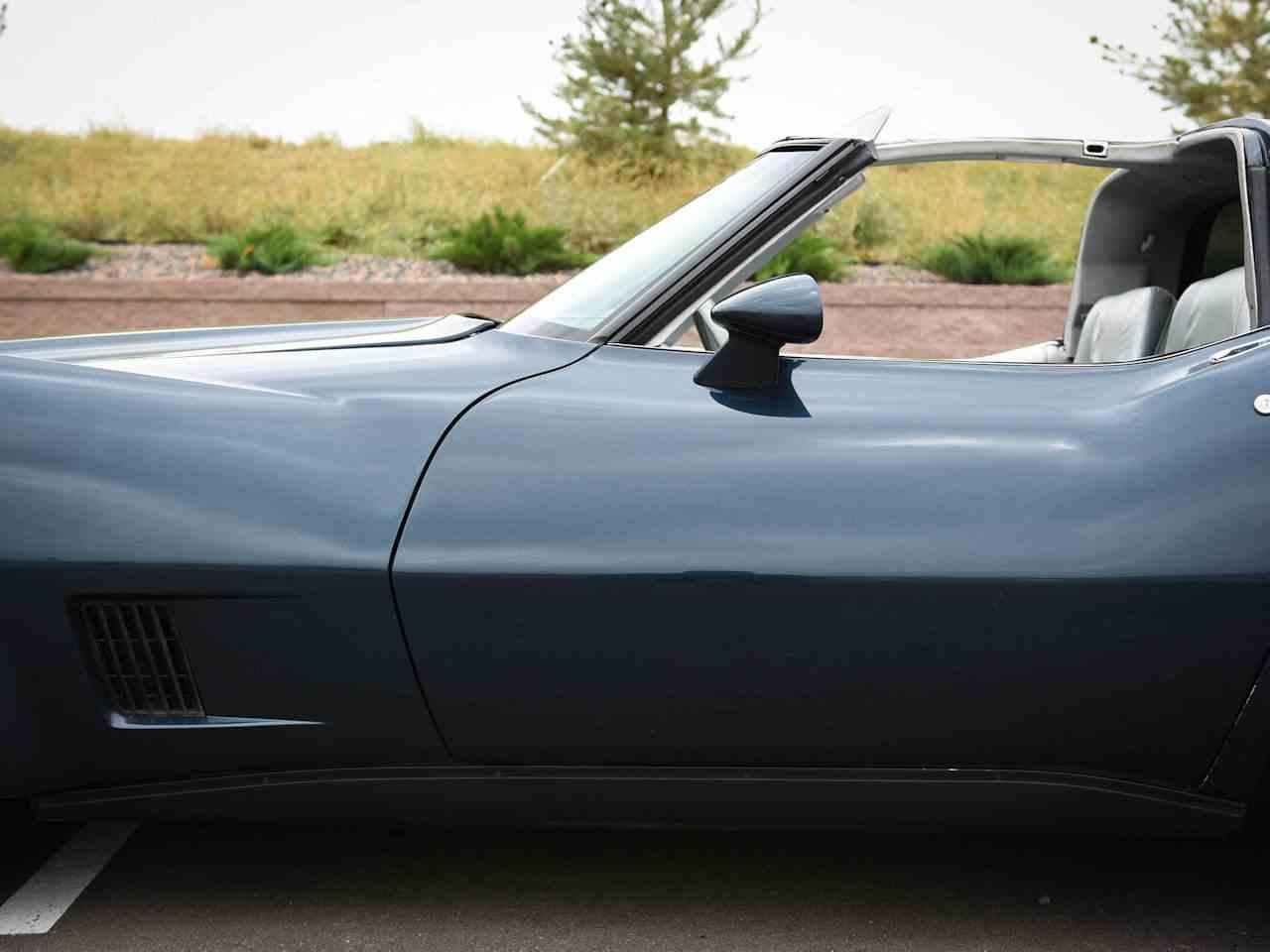 Large Picture of '81 Corvette - LUKL
