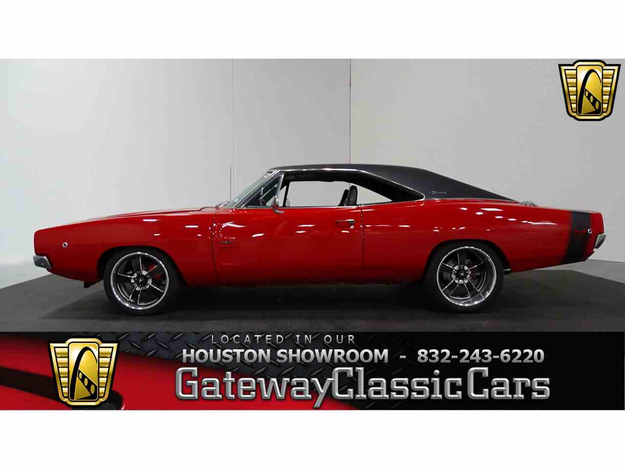 Large Picture of Classic 1968 Dodge Charger located in Houston Texas - $76,000.00 - LUKM