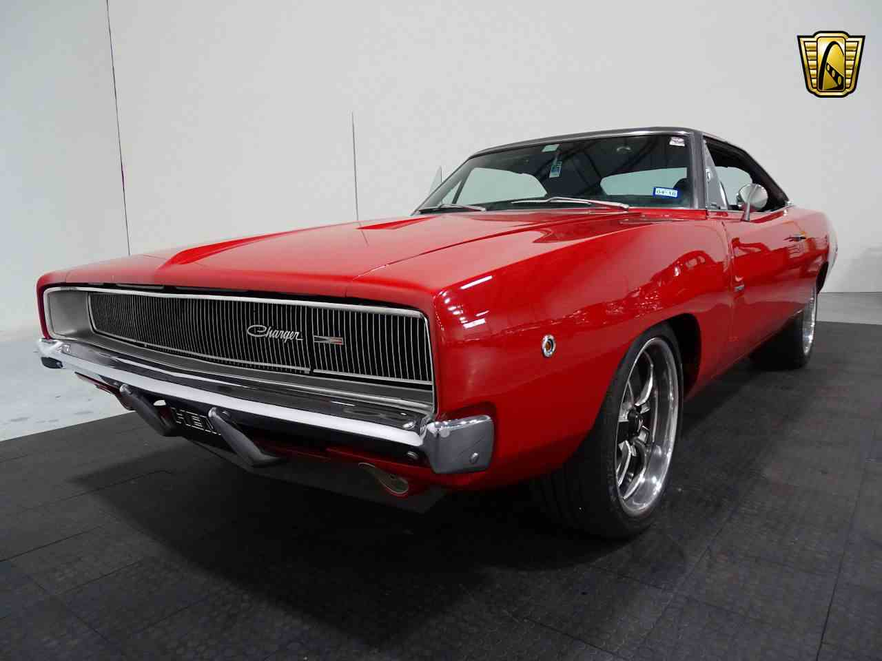 Large Picture of '68 Charger located in Houston Texas - $76,000.00 Offered by Gateway Classic Cars - Houston - LUKM