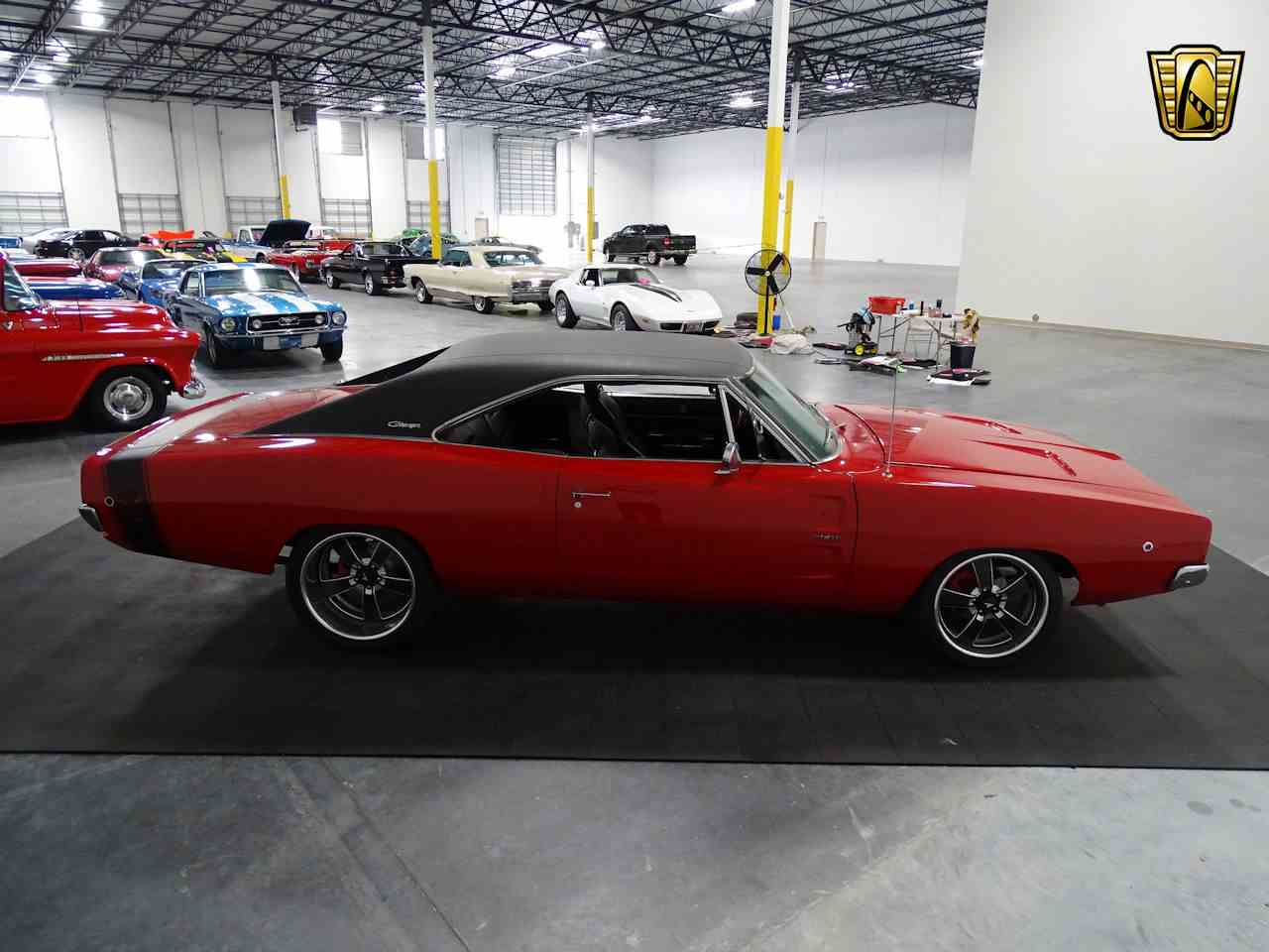 Large Picture of '68 Charger - $76,000.00 Offered by Gateway Classic Cars - Houston - LUKM