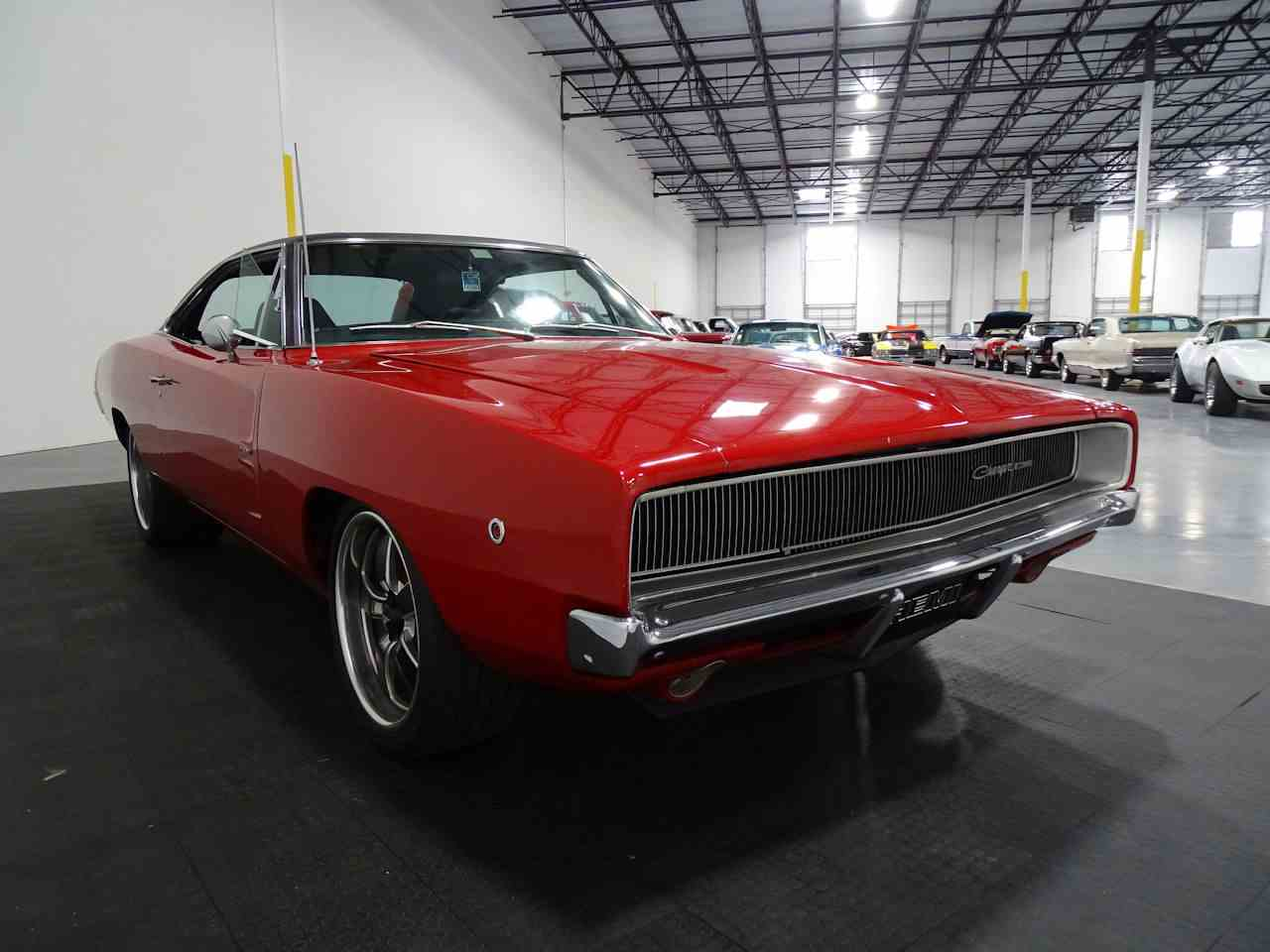 Large Picture of 1968 Charger located in Texas Offered by Gateway Classic Cars - Houston - LUKM