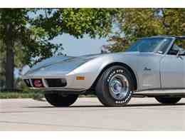 Picture of Classic 1973 Corvette located in Missouri Offered by Fast Lane Classic Cars Inc. - LUKQ
