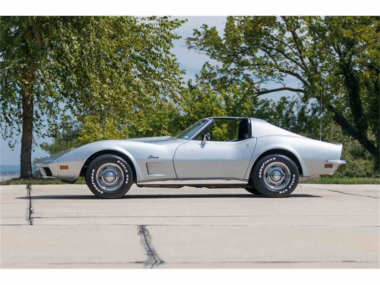 Large Picture of Classic '73 Chevrolet Corvette - LUKQ