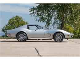 Picture of Classic '73 Chevrolet Corvette Offered by Fast Lane Classic Cars Inc. - LUKQ