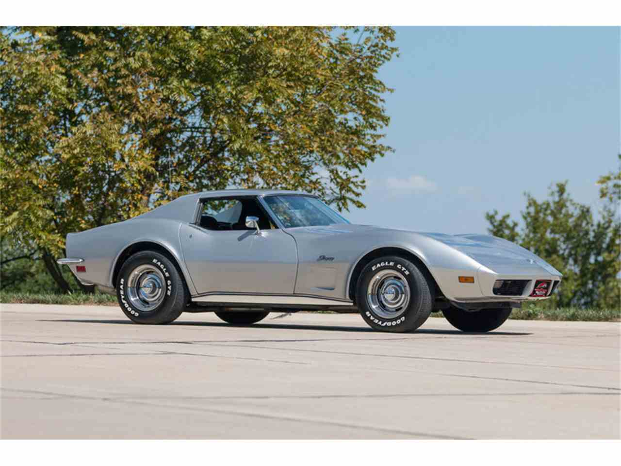 Large Picture of Classic '73 Corvette located in St. Charles Missouri - LUKQ