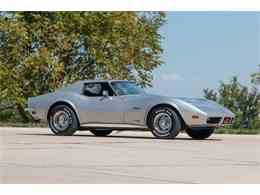 Picture of 1973 Chevrolet Corvette located in St. Charles Missouri - $19,995.00 Offered by Fast Lane Classic Cars Inc. - LUKQ