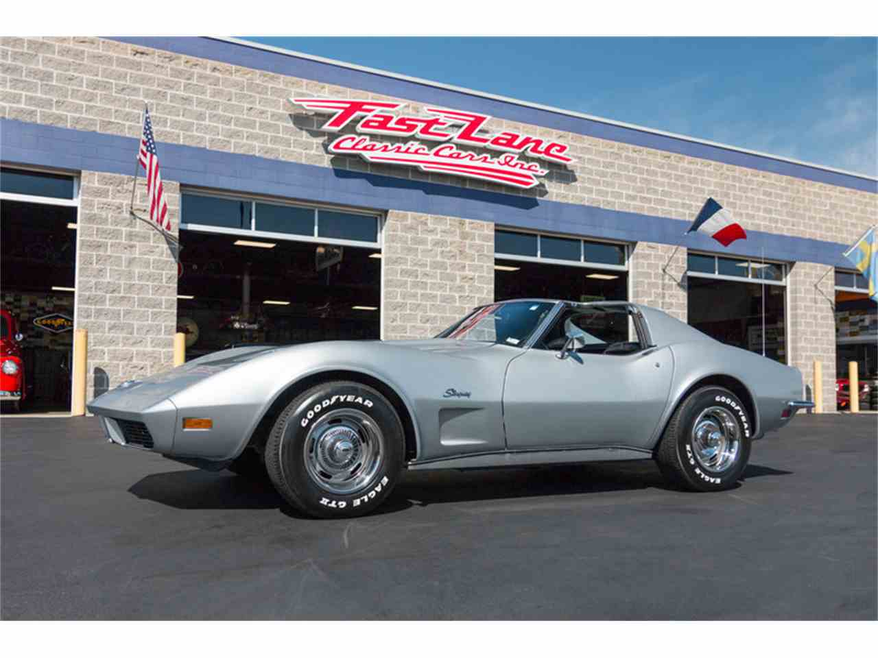 Large Picture of '73 Corvette located in St. Charles Missouri - $19,995.00 Offered by Fast Lane Classic Cars Inc. - LUKQ