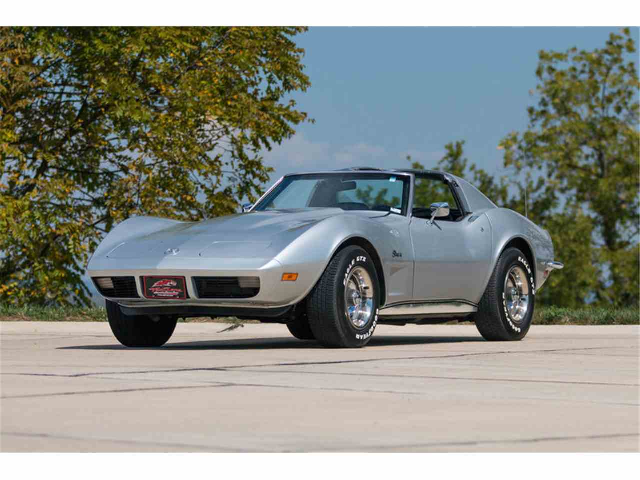 Large Picture of '73 Corvette - LUKQ