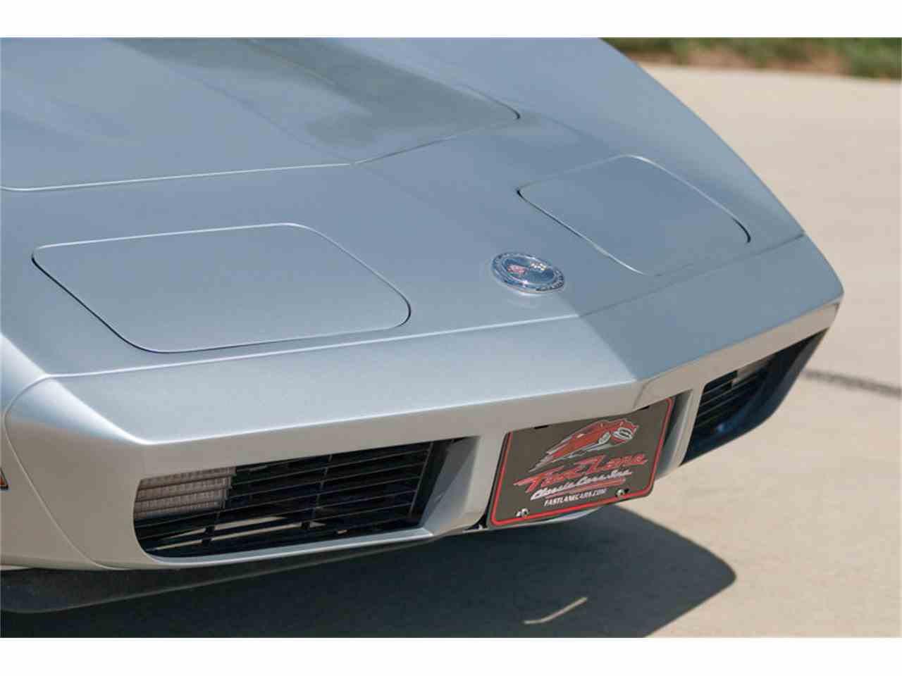 Large Picture of Classic '73 Chevrolet Corvette located in Missouri Offered by Fast Lane Classic Cars Inc. - LUKQ