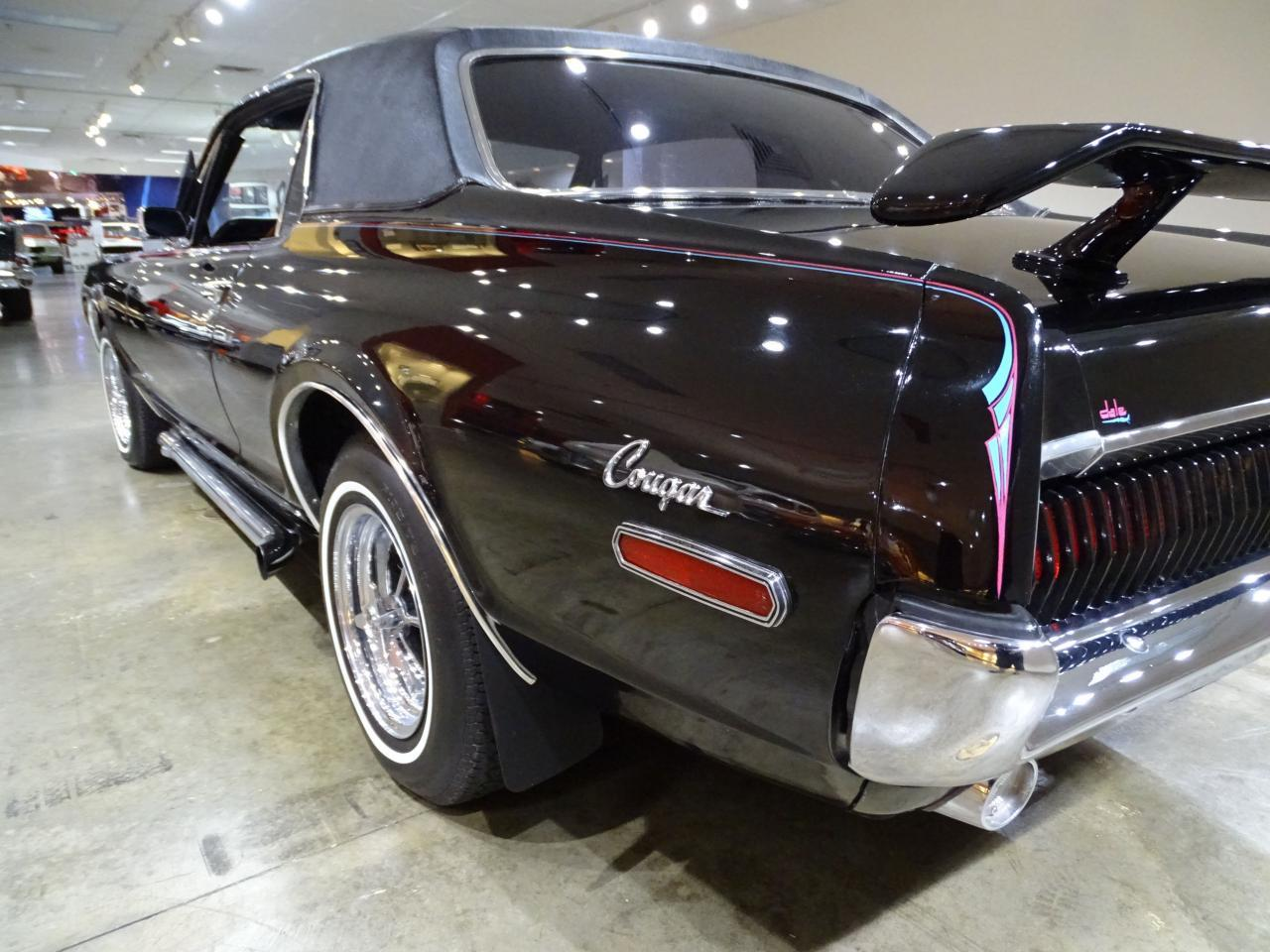 Large Picture of '68 Cougar - LUKS