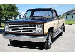 Picture of 1986 Chevrolet C/K 20 Offered by Primo Classic International LLC - LUL6