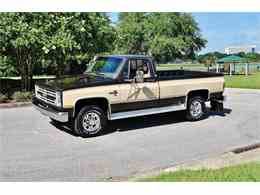 Picture of '86 Chevrolet C/K 20 located in Lakeland Florida - $17,900.00 - LUL6
