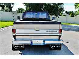 Picture of '86 Chevrolet C/K 20 located in Florida - LUL6